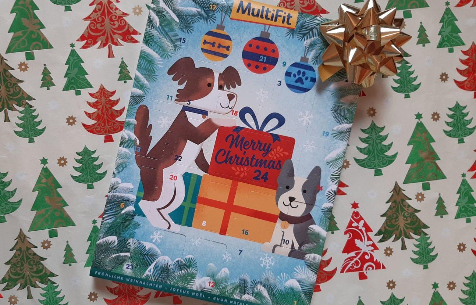 Kalendarz adwentowy dla psów od Multifit – recenzja